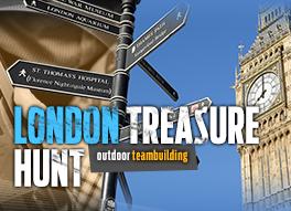 London-Treasure-hunt